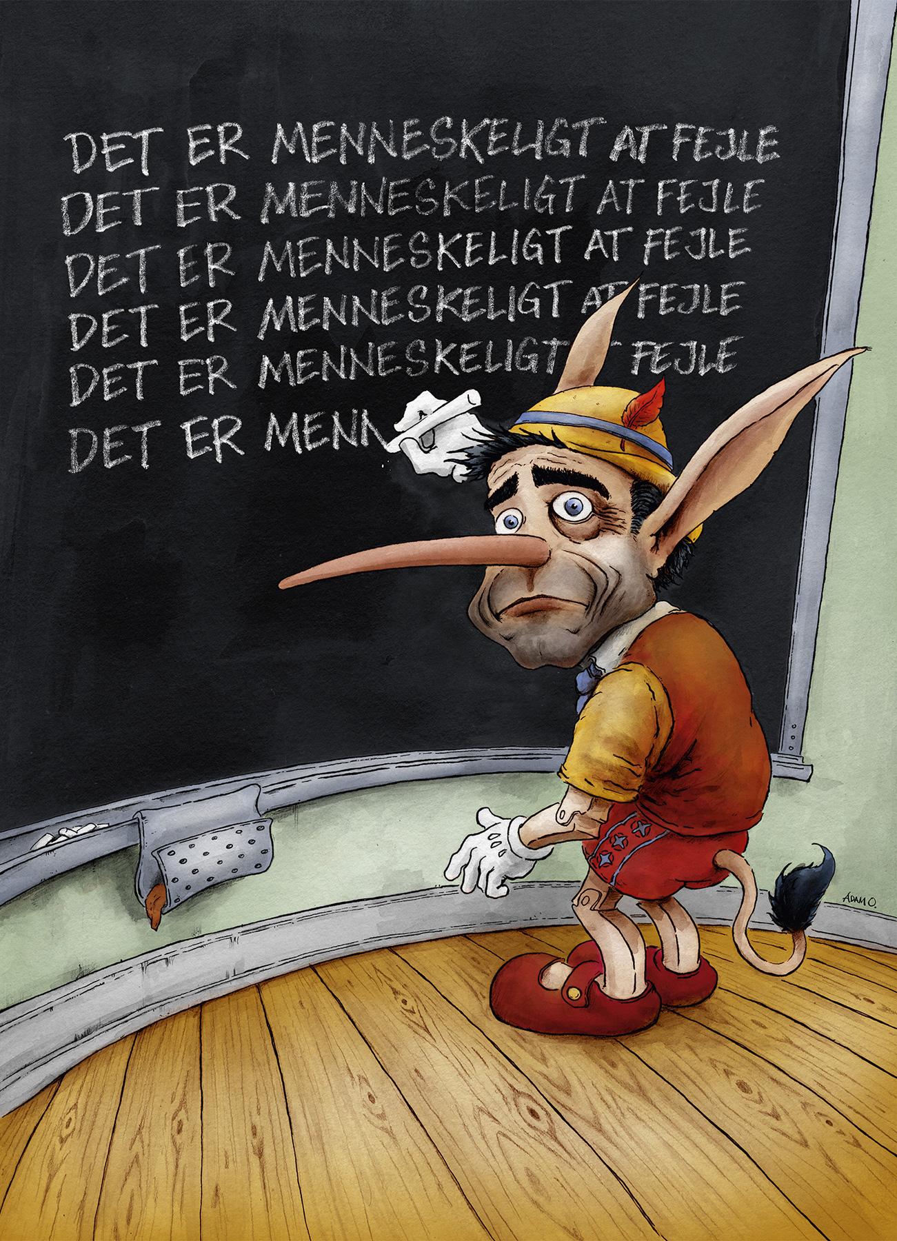 Forside, Magisterbladet
